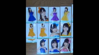 今回は、AKB48の月別収穫動画です 動画のとおり時間が無い中での動画ですので 音声等、細かい説明がありませんでした! 提供不可 村山彩希...