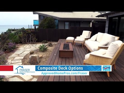 Choosing The Right Composite Decking