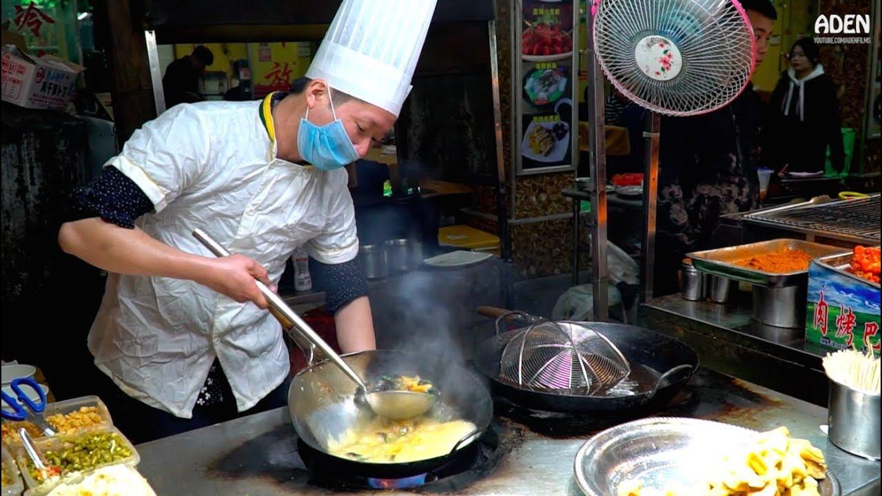 Street Food in China - Nanning Night Market