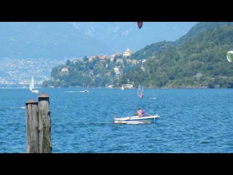 Der Lago Maggiore zwischen Cannobio und Pino