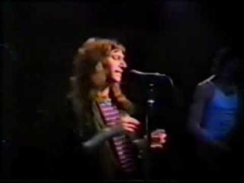 Patti Smith - Song For Jim Morrison - 1979 - CBGB's