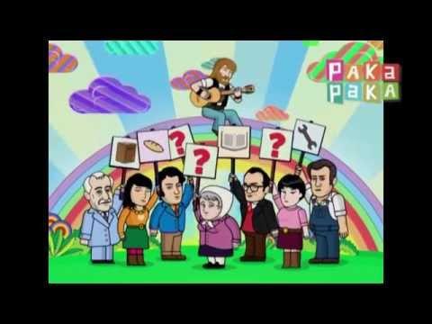 Canción Zamba: La canción de las preguntas sin respuestas - Canal Pakapaka