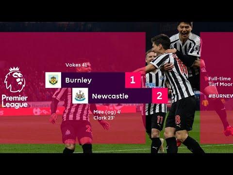 Burnley 1-2 Newcastle | Match Reaction