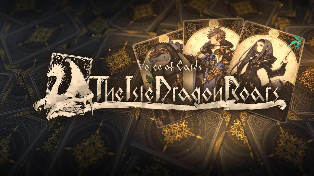 Voice of Cards: The Isle Dragon Roars - Announce Trailer - Gematsu
