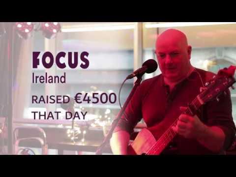 Focus Ireland event at Medley -Dublin