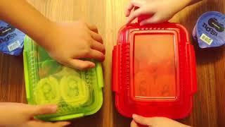 Domasori's lunch box