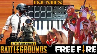 Free Fire vs PUBG Game Theme | Dj Remix By Raj Bharath