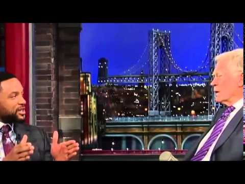 Will Smith on David Letterman Full Interview