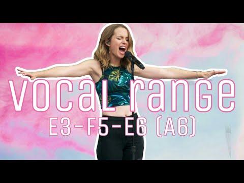Bridgit Mendler LIVE vocal range: E3-F5-E6 (A6)