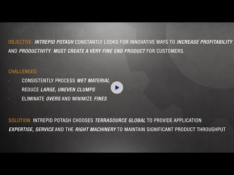 Best Practice Case Study: Potash Mining