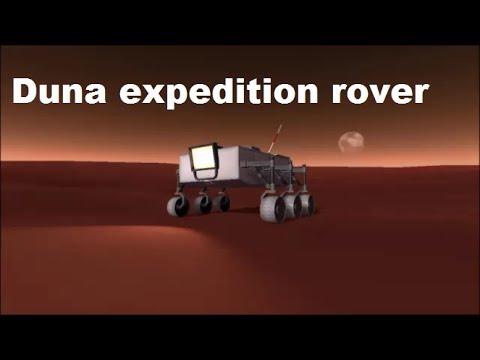 [ITA] Kerbal Italia Space Program #19: Duna Expedition Rover