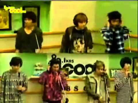 Radio Performance | 111007 | INFINITE - PARADISE | Kiss The Radio (KTR) | October 7, 2011