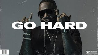 Rick Ross / Jay Z / Jeezy Type Beat ''GO HARD'' | Hard Sample Instrumental 2018