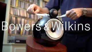 Gambar cover Bowers & Wilkins 803 D3 Unboxing and First Impressions with a McIntosh Audio Stack