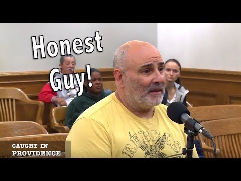 Scotty Davis - Judge Is Trying To Help A Guy Out Of A Ticket And He Still Won't Lie