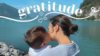 What I'm Grateful For...