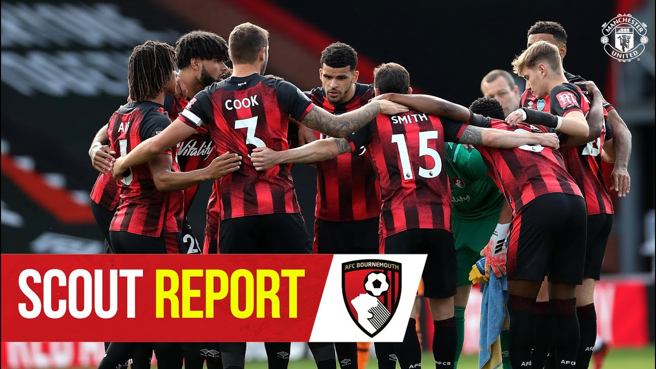 Manchester United vs. AFC Bournemouth - Football Match Report ...