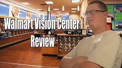 Walmart Vision Center Review