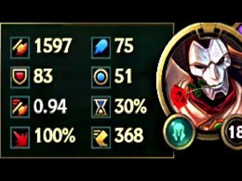 1500+ AD HOW MUCH AD JHIN CAN POSSIBLY GET ALONE & Best Moments!