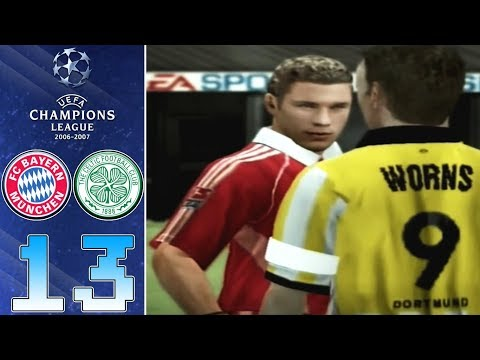 UEFA Champions League 2006-2007 - 'Points Needed' & 'Tactical Flexibility' - Part 13