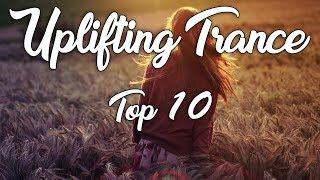 ♫ Uplifting Trance Mix | TOP 10 October 2017 ♫