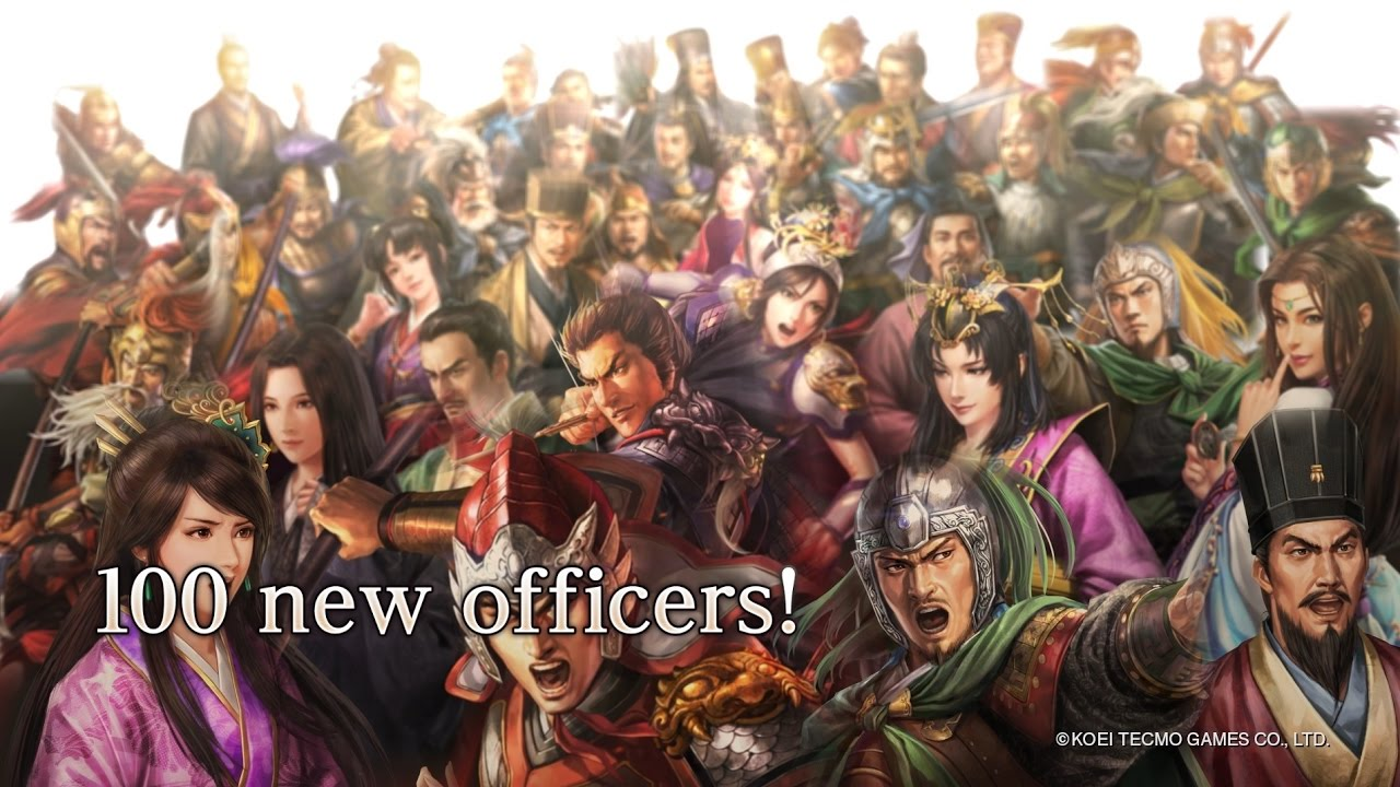 Romance of the Three Kingdoms XIII Fame & Strategy Expansion Pack Launch  Trailer