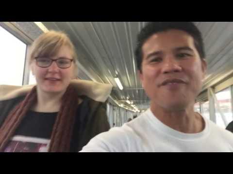 Ferry ride from Tallinn to Helsinki