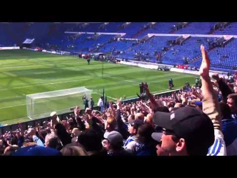 Fc Schalke 04 - Dortmund 14.4.12 Nordkurve