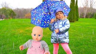 Rain rain go away Kids song | Nursery Rhymes Video for kids  #2