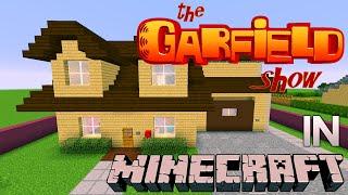 Minecraft: Garfield Show House Tour