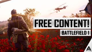New Mode Shock Operations and Free Maps! - Battlefield 1 Update