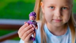 Самая маленькая кукла МИНИ РЕБОРН для Алисы!!!