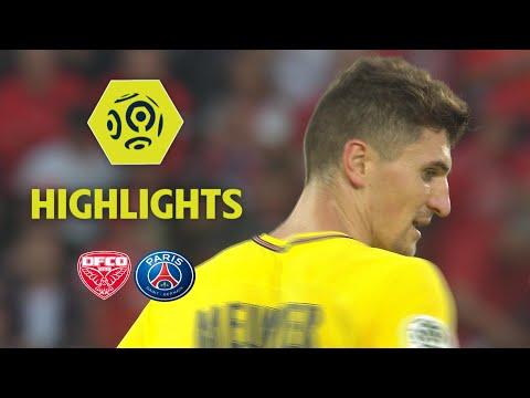 Dijon FCO - Paris Saint-Germain (1-2) - Highlights - (DFCO - PARIS) / 2017-18