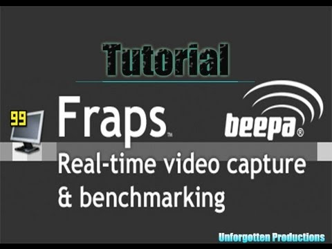 how to get fraps to record desktop