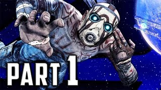 Borderlands The Pre Sequel Gameplay Walkthrough Part 1 - Wilhelm the Enforcer (PC Ultra 1080p)
