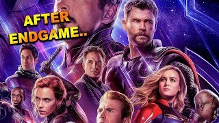 Every Movie Happening After Avengers: Endgame