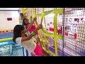 Download mp3 Locuras en el PARQUE DE TRAMPOLINES!!! Vacaciones de Verano | TV ANA EMILIA for free