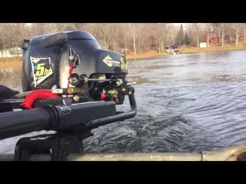 Briggs And Stratton 5hp Outboard Motor