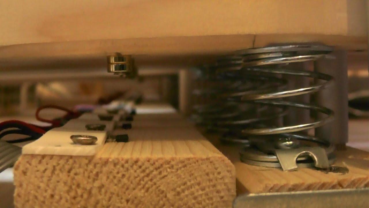 midi organ pedals 07 possible mechanical improvements youtube. Black Bedroom Furniture Sets. Home Design Ideas