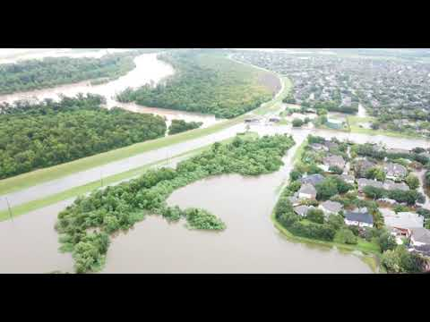 Brazos river near Greatwood - Update