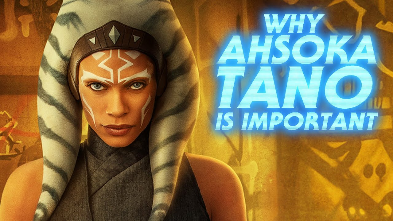 Why Ahsoka Tano is So Important to The Mandalorian and Future Star Wars Storytelling