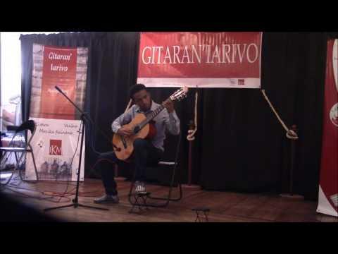 GITARAN'IARIVO 2016 / CONCERT Guitare CLASSIQUE , BA GASY , VALIHA