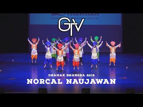 Norcal Naujawan – Dhamak Bhangra 2018