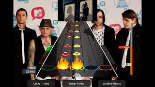 The River - Good Charlotte and Avenged Sevenfold Guitar Flash Custom 100% FC Expert