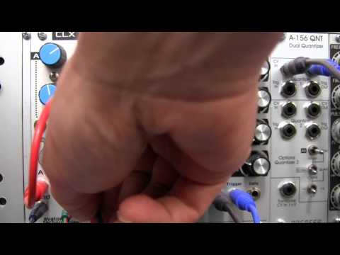 Modular Wild-Evaton Technolgies CLX Demonstration-Clocks and triggers