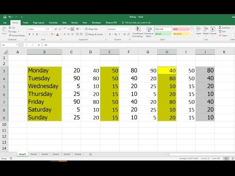 ms-excel:-how-to-select-different-multiple-cell,-columns-&-rows