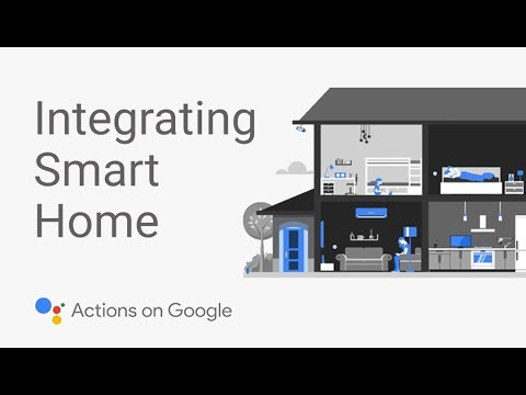 integrating smart home devices with the google assistant youtube. Black Bedroom Furniture Sets. Home Design Ideas