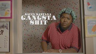 Saucy Santana - Gangsta Shit [Official Viral Video] - Friday