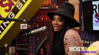 """Everything Yandy Smith Said On """"The Rickey Smiley Morning Show"""""""