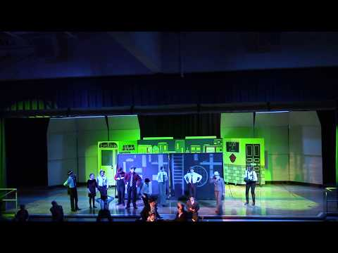 Highview middle school - Guys and Dolls Jr. - 2.28.19 - Part 2 of 3